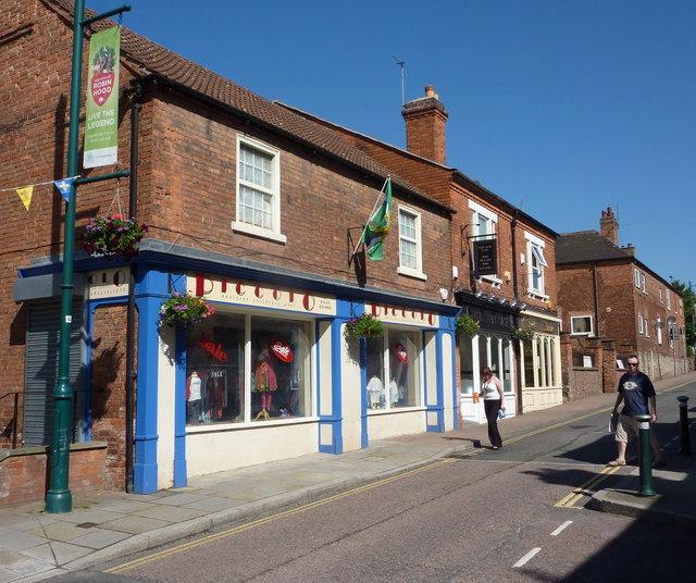 Edwinstowe High Street