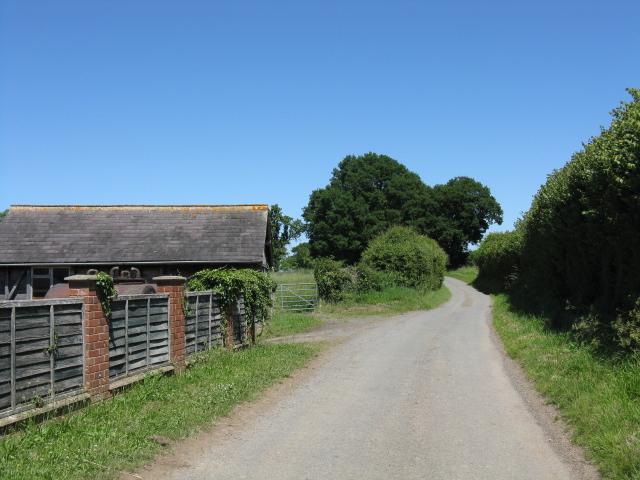 Horton Lane at Little Horton Farm