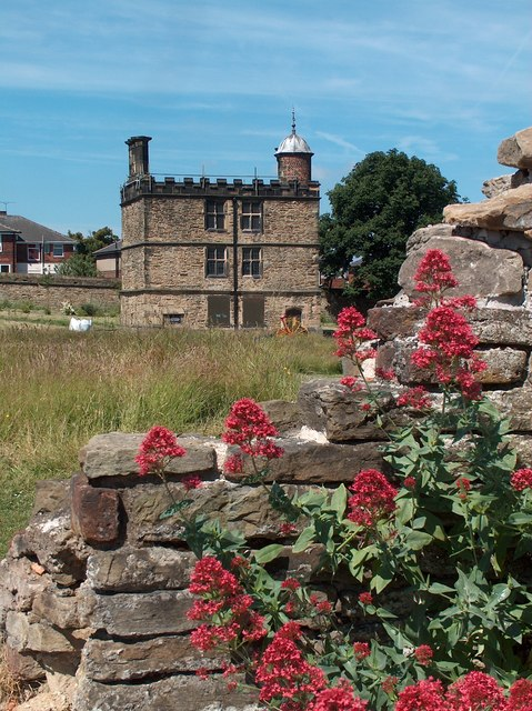 The Turret House, Sheffield Manor