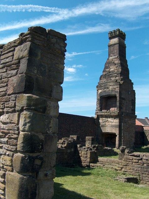 Sheffield Manor ruins