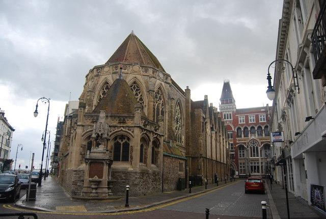 Holy Trinity, Robertson St