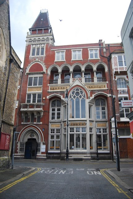 Image result for hastings library brassey institute