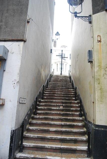Brassey Steps