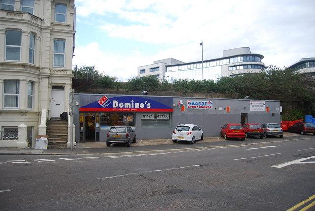 Domino's, Cornwallis Terrace