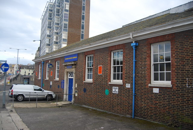 Citizens Advice Bureau, Cornwallis Terrace