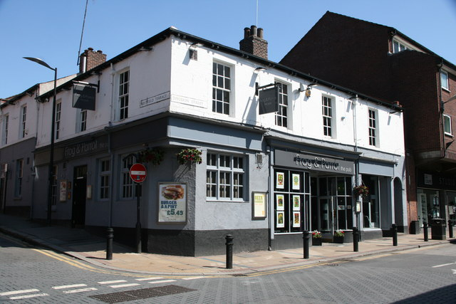The Frog & Parrot, Division Street, Sheffield