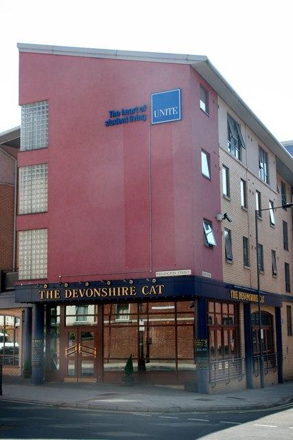 The Devonshire Cat, Sheffield
