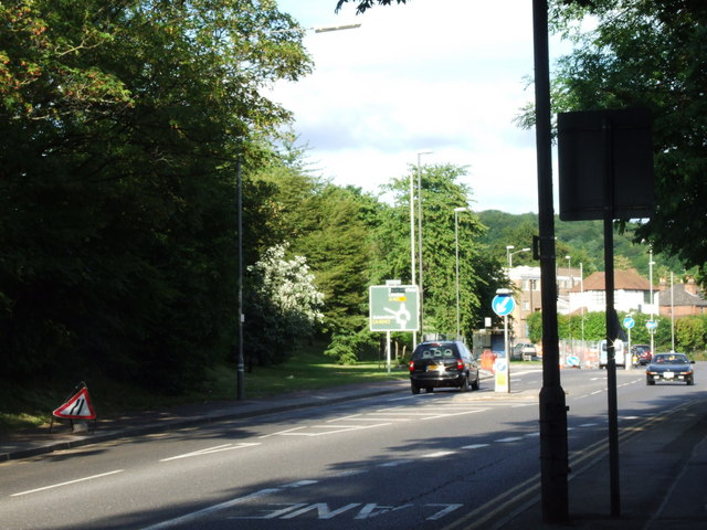 A40 London Road, near High Wycombe