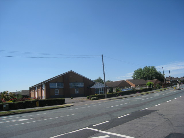 Bottesford Baptist Church