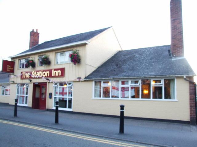 The Station inn, Hagley