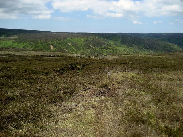 On Hareden Fell