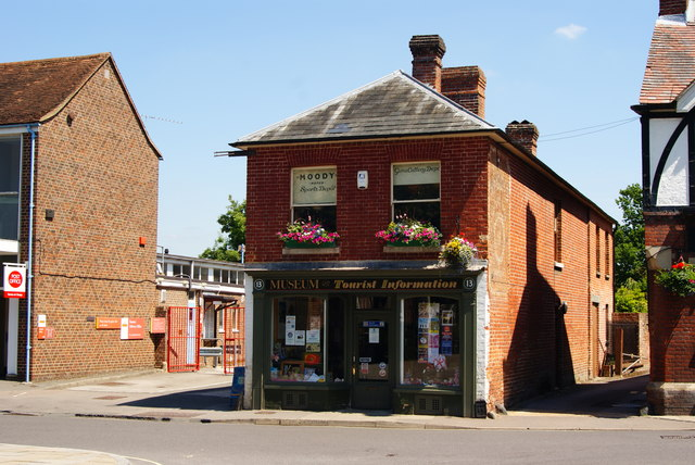 Tourist Information, Romsey, Hampshire