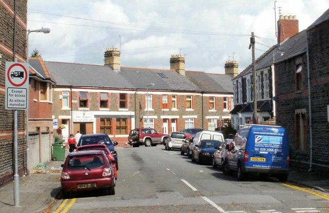 Talygarn Street, Cardiff