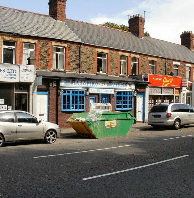 Hasapiko Greek Taverna, Cardiff