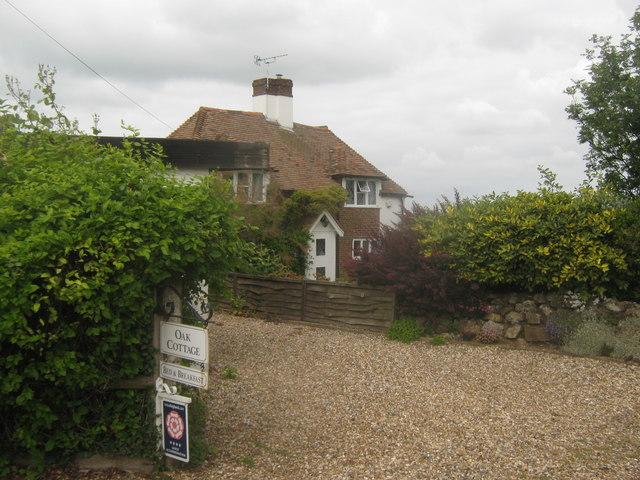 Oak Cottage. Elmsted