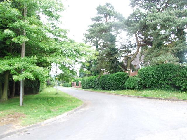 Quarry Park Road, Pedmore