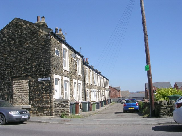 Mount Pleasant - Church Street