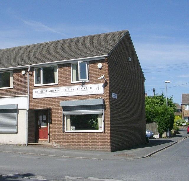 Homeguard Security Systems Ltd - Street Lane
