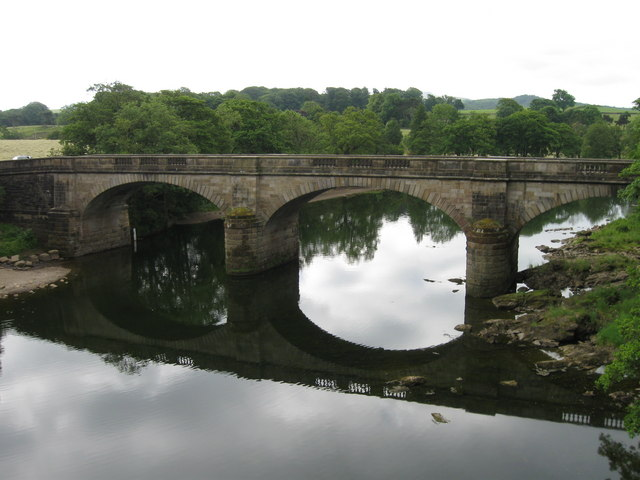 Lune Bridge, Crook o Lune