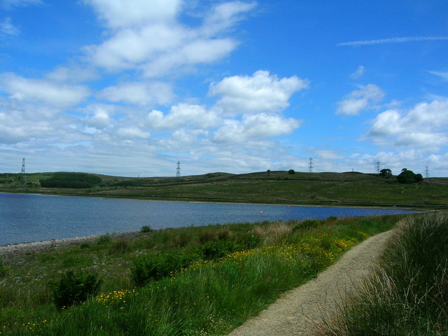 Clow Bridge Reservoir