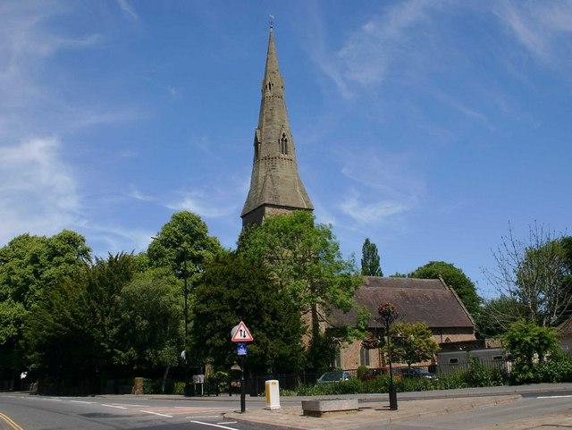St John's Church, Kenilworth