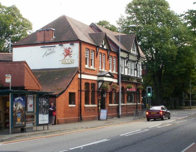 The Heath pub, Cardiff