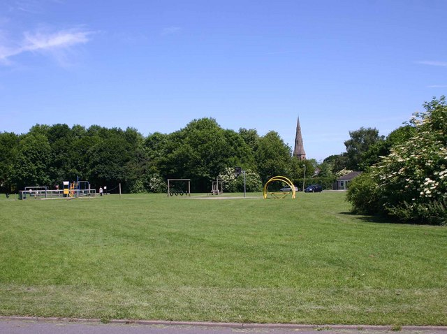 St John's Playing Fields, Kenilworth