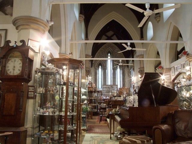 Former Holy Trinity Church, Horncastle