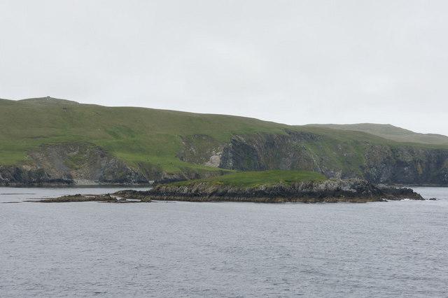 North Holm of Burravoe