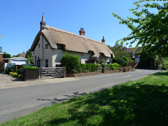 Melville Farmhouse, Shenly Road, Bletchley