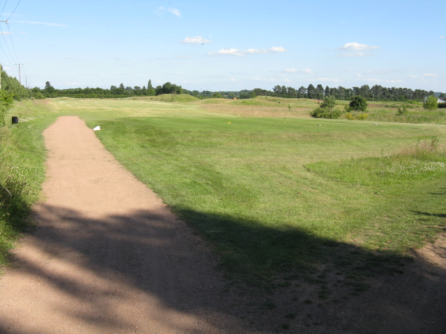 Wyre Forest Golf Course (2)