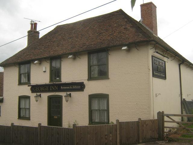 The George Inn, Stelling Minnis