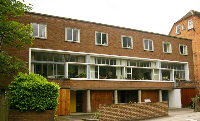 2 Willow Road, Hampstead, North London
