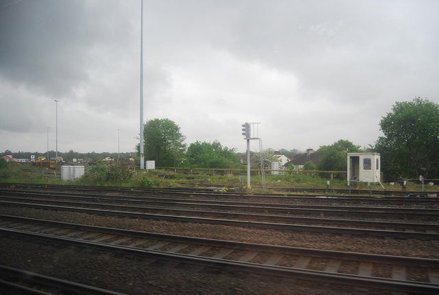 Part of Hither Green Sidings