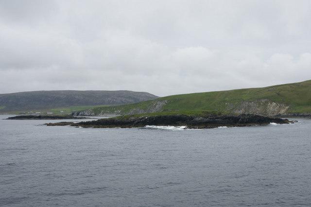Holms of Burravoe