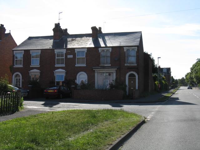 Stourport - Warwick Road from Windermere Way