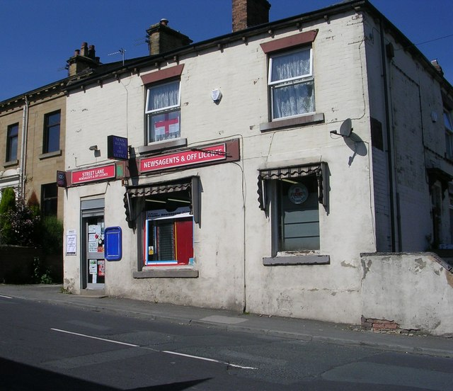 Street Lane Newsagents & Off Licence - Street Lane
