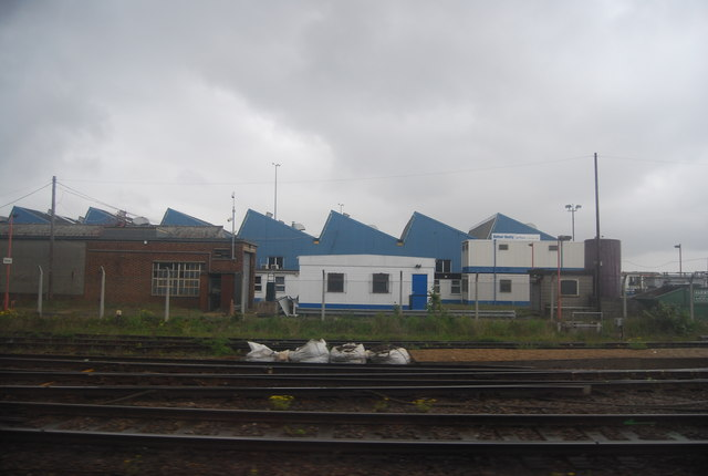 Rail Sheds, Hither Green Depot