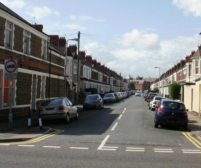 Manor Street, Cardiff