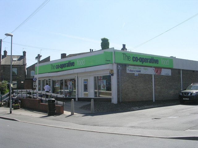 The co-operative food - Finkle Lane