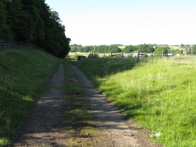 Track by the A449