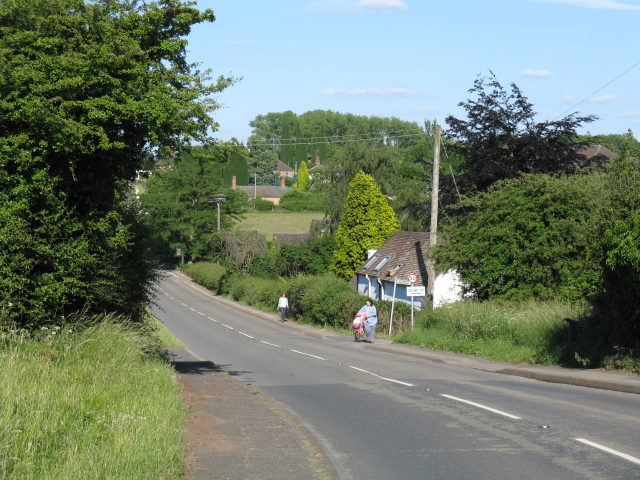 Hartlebury - Station Road