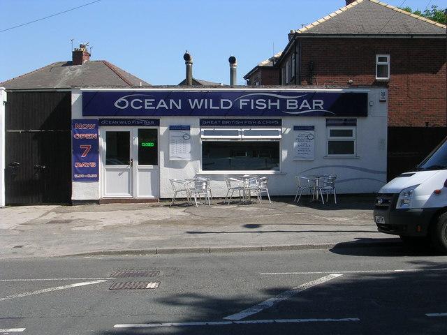 Ocean Wild Fish Bar - Town Street