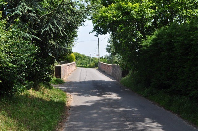 Road over the Railway