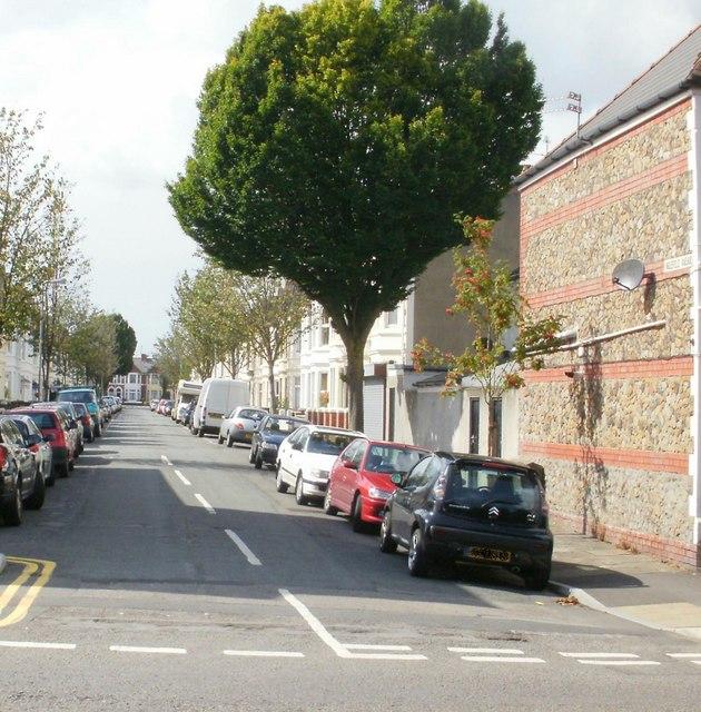 Inglefield Avenue, Cardiff