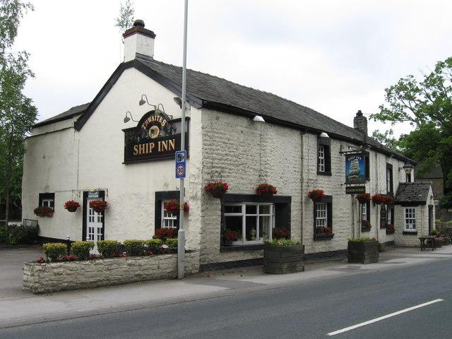 Ship Inn, Caton
