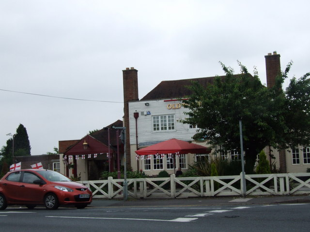 Old White Horse, Stourbridge