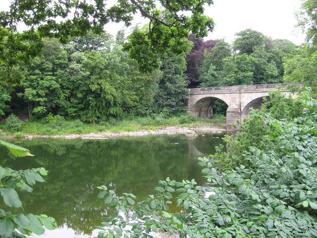 Lune Bridge, Crook o Lune