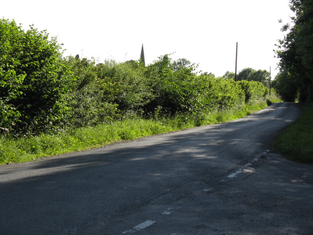 Lane to Elmley Lovett