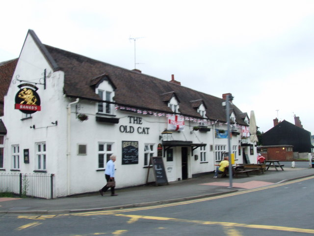 The Old Cat, Stourbridge